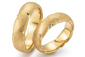 Wilde-Ehe-Ringe von Marion Knorr
