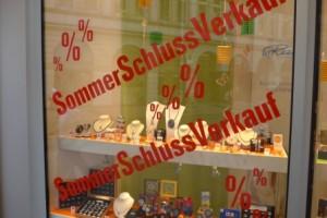Bis zu 50 % Nachlass: Sommerliches Grillfest bei Juwelier Range
