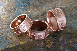 GRIMMRING – jetzt auch in Rosévergoldung
