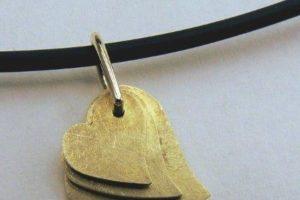 drei Herzen Gold