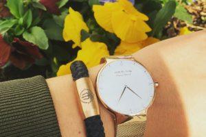Max René – die Uhr, die sich dem Outfit anpasst